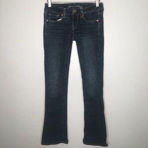 NWOT American Eagle Skinny Kick Jeans